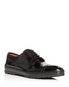 Bally - Men's Reigan Brogue Leather Cap-Toe Oxford