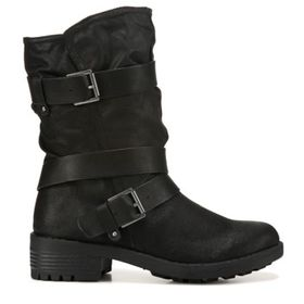 XOXO Women's Dayleen Moto Boot