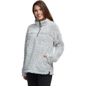 Dylan Frosty Tipped Pile Stadium Pullover - Women'