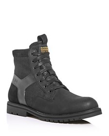 G-STAR RAW - Men's Powell Y Lace-Up Boots