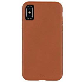 Case-Mate iPhone Xs / X Butterscotch Brown Barely
