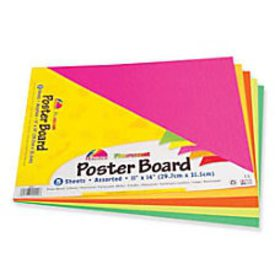 Pacon Peacock Coated Poster Board 22
