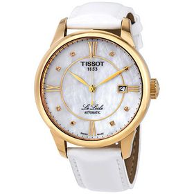 TissotLe Locle Automatic Diamond Mother of Pearl D