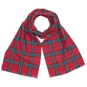 BurberryLadies Mufflers Cashmere Bright Red Vc Cas