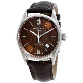 CertinaDS 1 Automatic Brown Dial Men's Watch C0064