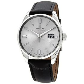 MilusSnow Star Heritage Automatic Silver Dial Men'