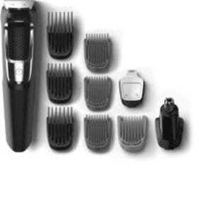 Philips Norelco Multigroom Series 3000, 13 attachm