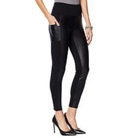 """""""As Is"""" G by Giuliana Faux Leather and Ponte Leggi"""