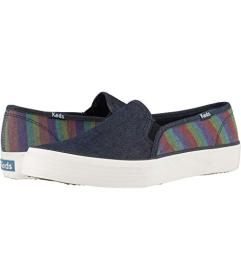 Keds Double Decker Denim Stripe