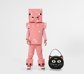 Pottery Barn Toddler Minecraft™ Pig Costume