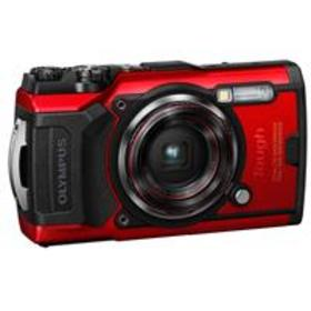Olympus Tough TG-6 Digital Camera - Red
