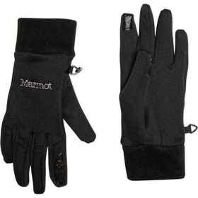 Marmot Touch Gloves (For Men) in Black - Closeouts