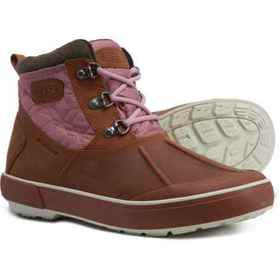 Keen Elsa II Quilted Ankle Boots - Waterproof, Ins