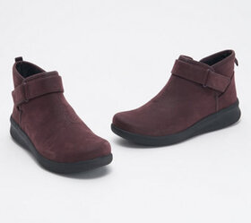 """""""As Is"""" CLOUDSTEPPERS by Clarks Booties-Sillian 2."""