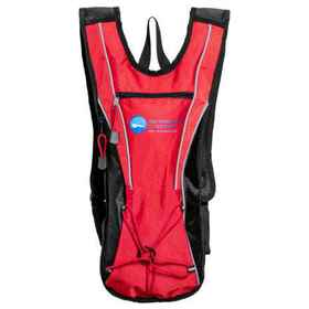 Outdoor Nation Hydration Pack - 50 fl.oz. in Red -