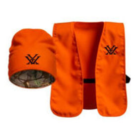 Vortex Vest and Knit Hat Combo, Blaze Orange $22.4