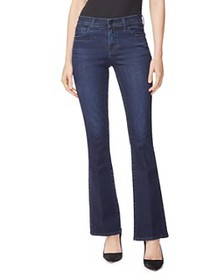 J Brand - Selena Mid Rise Bootcut Jeans in Reality