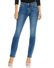 7 For All Mankind - Kimmie Straight-Leg Jeans in B