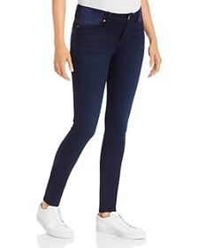 7 For All Mankind - Skinny Maternity Jeans in Dark