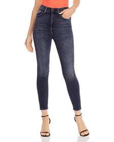 7 For All Mankind - Slim Illusion Skinny Ankle Jea