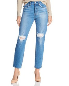 Levi's - Wedgie Icon Straight Jeans in Charleston