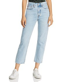 Levi's - Wedgie Straight Jeans in Montgomery Baked