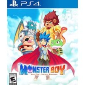 Monster Boy and the Cursed Kingdom Launch Edition
