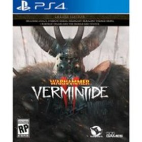 Warhammer: Vermintide 2 Deluxe Edition - PlayStati