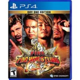 Fire Pro Wrestling World Day One Edition - PlaySta