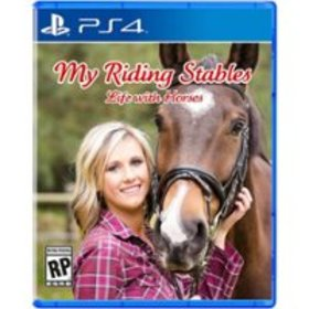 My Riding Stables - Life with Horses - PlayStation