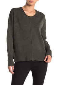 French Connection Scoop Neck Long Sleeve Sweater
