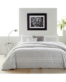 DKNY - Chenille Stripe Bedding Collection
