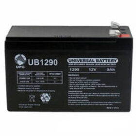 Universal Power Group 12-Volt 9AMP Lead Battery No