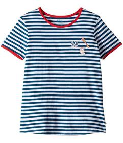 Roxy Kids The Little Mermaid Eye On You Ringer Tee