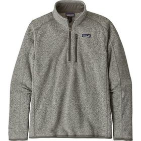 Patagonia Better Sweater 1/4-Zip Fleece Jacket - M