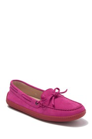 Tod's Marlin Laccetto Suede Moccasin