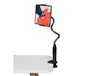 Lazy Arm Flexible Tablet & Phone Holder with Trave