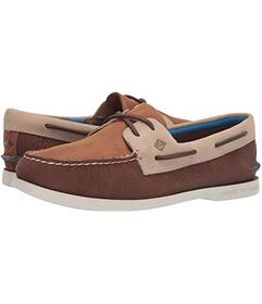 Sperry A\u002FO 2-Eye Plush Washable
