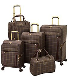 Brentwood Softside Luggage Collection, Created for