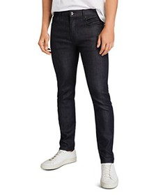 7 For All Mankind - Adrien Slim Fit Jeans in Raw B