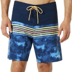 Oakley 18 Inches Seemless Striped Boardshort - Fat