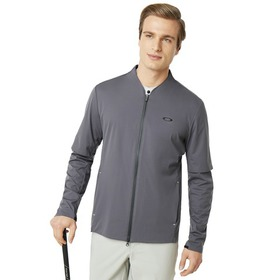 Oakley Albatross Rain Fz Jacket - Dark Blue