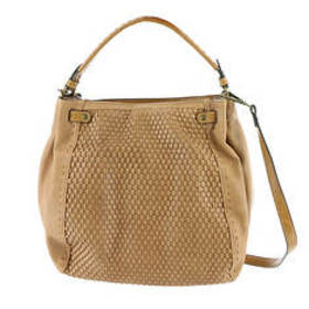 Moda Luxe Raven Hobo Bag