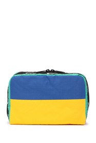 LeSportsac Candace Large Top Zip Cosmetic Case