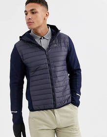 Calvin Klein Golf exclusive to ASOS padded hood ja