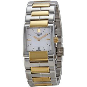 TissotT2 Mother of Pearl Dial Watch T0903102211100
