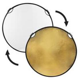 Glow Circular Collapsible Reflector with Handles (