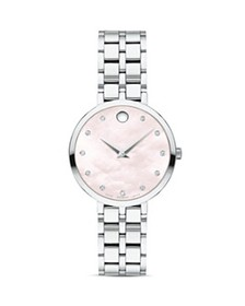 Movado - Kora Diamond Watch, 28mm
