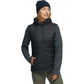 Stoic Hybrid Hooded Insulated Jacket - Women's