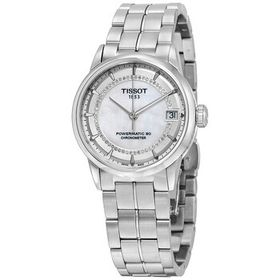 TissotT-Classic Automatic Mother of Pearl Dial Dia